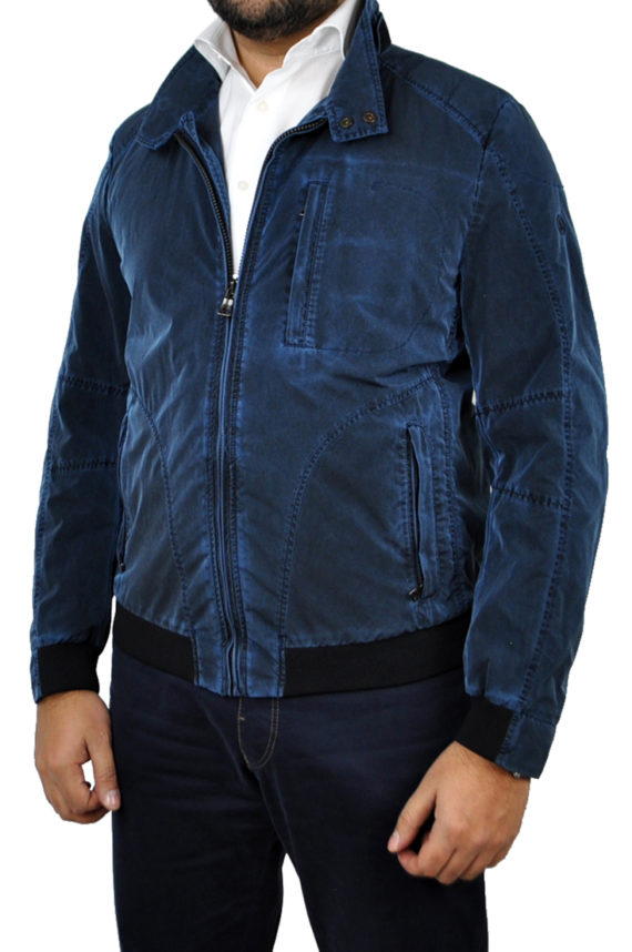 J.TOOR - Freddy - Water Repellent Garment Washed Jacket