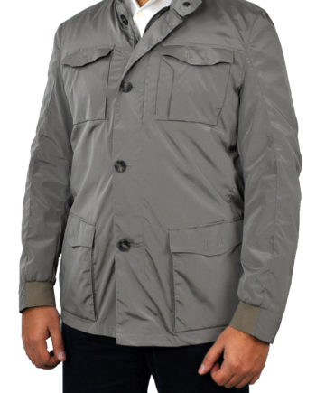 J.TOOR - Ramey - Water Repellent Stretch Safari Jacket