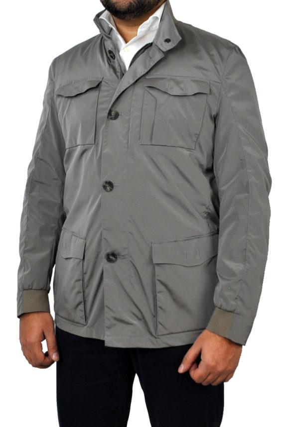 J.TOOR - Ramey - Water Repellent Stretch Safari Jacket