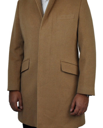 J.TOOR - NATHAN - Loro Piana Pure Camelhair Overcoat