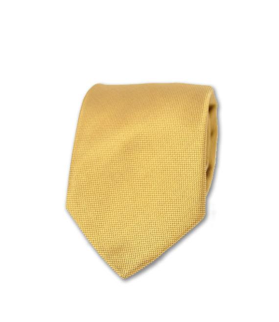 J.TOOR Neck Tie -Gold Grenache