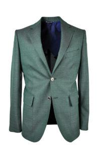 J.TOOR Tailored Sport Jacket – VBC – Green Hopsack