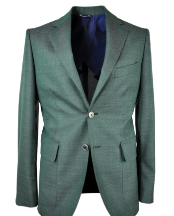 J.TOOR Tailored Sport Jacket - VBC - Green Hopsack