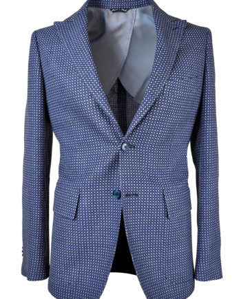 J.TOOR Tailored Sport Jacket - VBC - Blue Birdseye