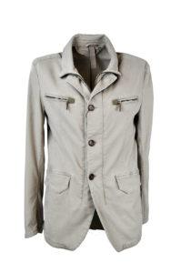 J. TOOR – Tessuto Canvas Garment-Washed Jacket 1