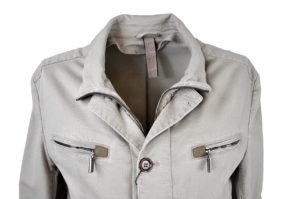 J. TOOR – Tessuto Canvas Garment-Washed Jacket 2
