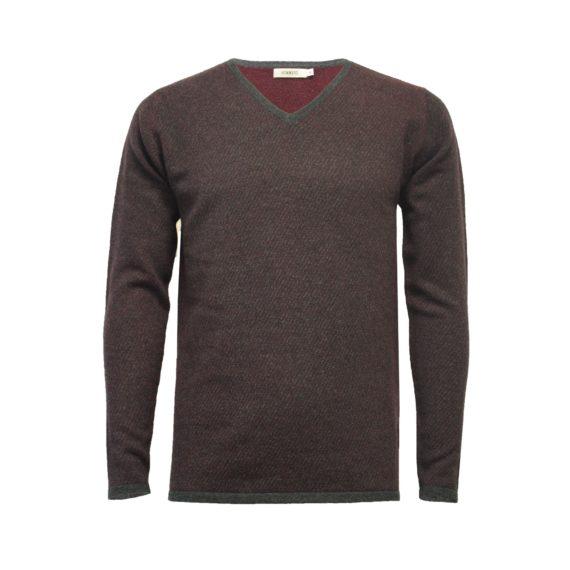 Hommard - Mars Wool/Cashmere V Neck - FW1718-004