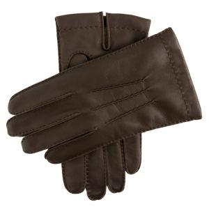 Dents Men's Gloves – Pembroke – English Tan Hairsheep