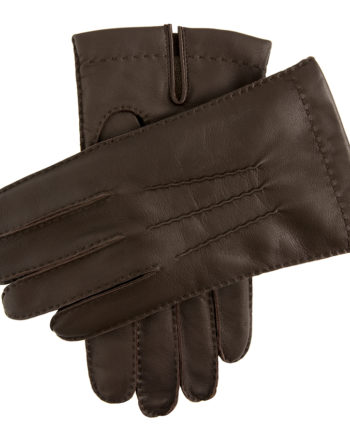 Dents Men's Gloves - Pembroke - English Tan Hairsheep