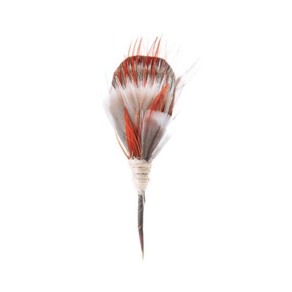 Plum Thicket Pin - Schooner (Feather) 2