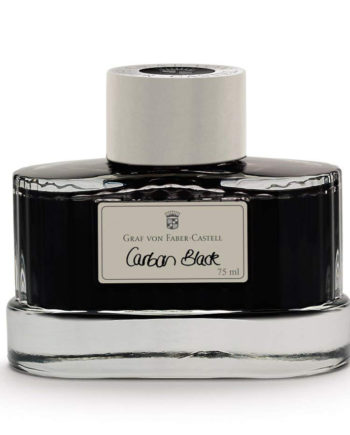 Graf von Faber Castell - 75ml Bottle Ink Carbon Black - FC141000