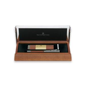 Graf von Faber Castell – Perfect Pencil Desk Set Brown Pencil – FC118517 1