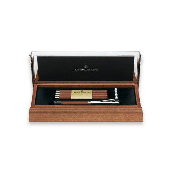 Graf von Faber Castell - Perfect Pencil Desk Set Brown Pencil - FC118517