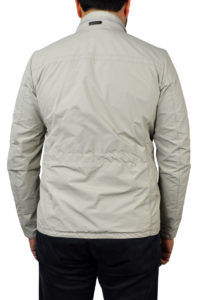 J. TOOR – Tessuto Reversible Jacket – Tan 2