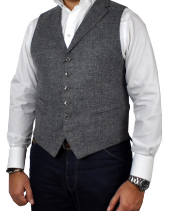 J.TOOR - Regus - Vest - Grey