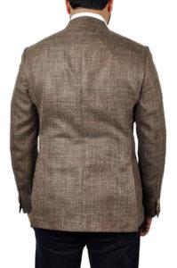 J.TOOR Tailored Sport Jacket – Loro Piana – Brown – WOSELI 2