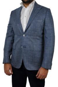J.TOOR Tailored Sport Jacket – Loro Piana – Sky Blue – WOSELI 1