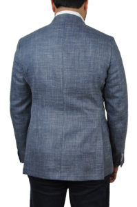 J.TOOR Tailored Sport Jacket – Loro Piana – Sky Blue – WOSELI 2