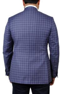 J.TOOR Tailored Sport Jacket – Reda – Purple Check 3