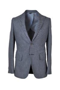 J.TOOR Tailored Sport Jacket – VBC – Grey Birdseye