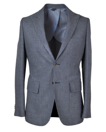 J.TOOR Tailored Sport Jacket - VBC - Grey Birdseye
