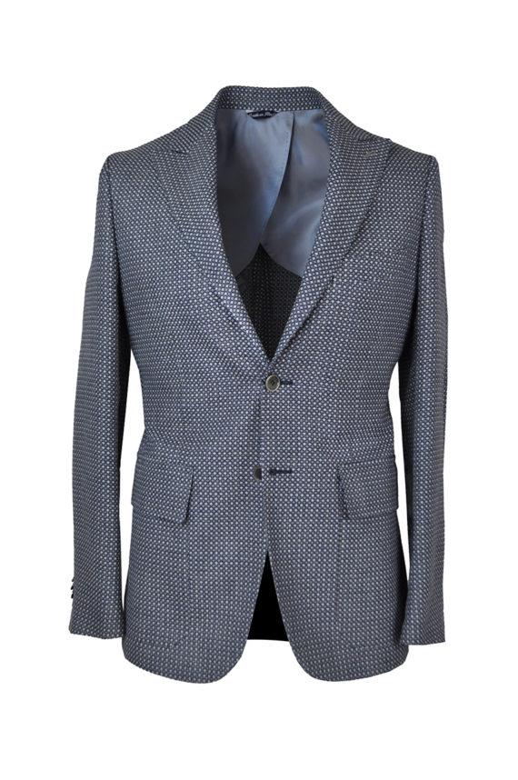 J.TOOR Tailored Sport Jacket - VBC - Grey Birdseye